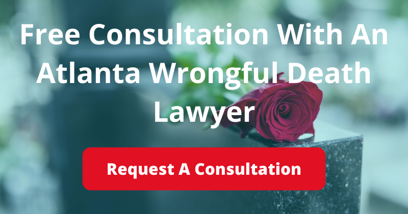 Free consultation Atlanta wrongful death lawyer