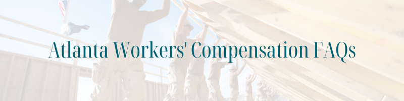 Atlanta workers compensation FAQs